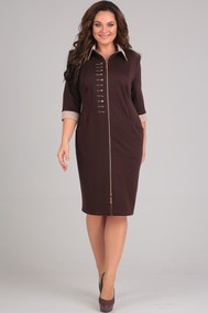 Модель 0097 коричневый Andrea Style