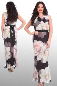Модель 409 цветы SVT-fashion