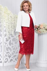 Модель 5744 Красный + белый Ninele