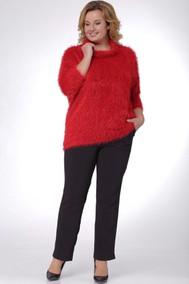 Модель 568 красный с чёрным Michel Chic