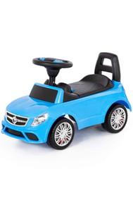 Каталка-автомобиль SuperCar №3 со звуковым сигналом