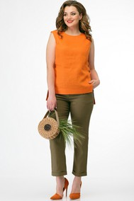 Модель 719-033 оранжевый+хаки Mali
