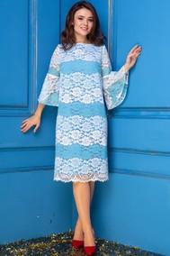 Модель 268 голубой Anastasia