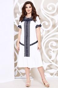 Модель 4955 белый Mira Fashion