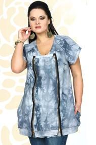 3005 оттенок-синего Andrea Style