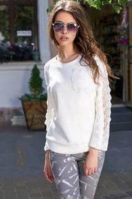 Модель 2910 белый Niv Niv Fashion