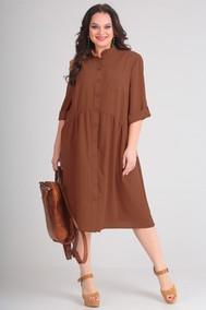 Модель 00142 коричневый Andrea Style