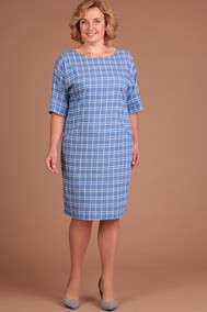 926 голубой Lady Style Classic