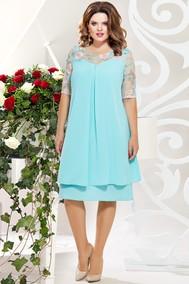 Модель 4828 голубой Mira Fashion