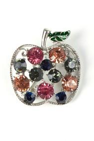 Модель Яблоко 62323 разноцветный Fashion Jewelry
