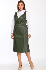 Модель 2308 Белый с зеленым Lady Style Classic