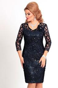 4135 синий Mira Fashion