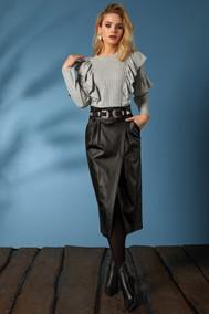 Модель 639 серый Niv Niv Fashion
