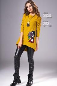 Модель 2931 черный Niv Niv Fashion