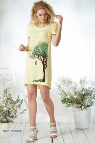 Модель 1627 желтый Niv Niv Fashion
