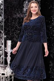 Модель 11054 темно-синий LeNata