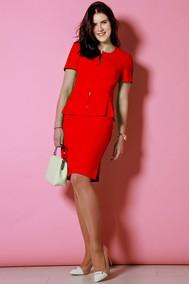 Модель жк-79, юб-022 красный Talia fashion