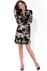 Модель doni цветы Rylko Fashion