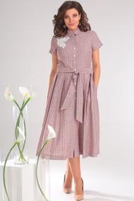 Модель 2333 розовые полоски Мода-Юрс