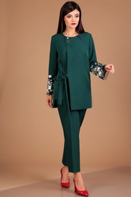 Модель 2462 темно-зеленый Мода-Юрс