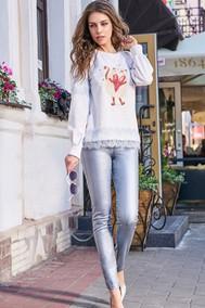 Модель 2801-1 серый Niv Niv Fashion