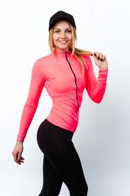 Модель 211018/1  розовый/черный FORMAT