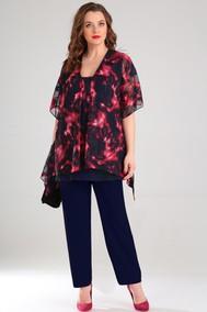 Модель 20526 с синими брюками Viola Style