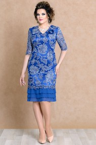 Модель 4492 васильковый Mira Fashion