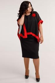 Модель 1040 черно-красный Belinga