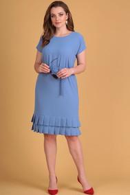Модель 0863 голубой Viola Style