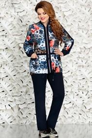 Модель 2731 синий Mira Fashion