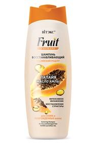 ШАМПУНЬ ВОССТАНАВЛИВАЮЩИЙ для сухих и поврежденных волос «Папайя, масло амлы»