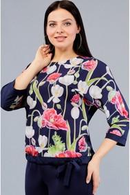 Модель 476-3 цветы мак Modema