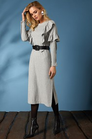 Модель 628 серебристый Niv Niv Fashion