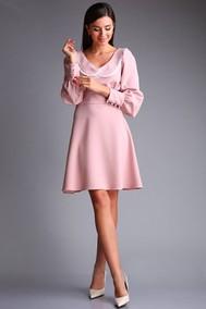 Модель Af-167 розовый Andrea Fashion