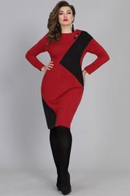 Модель 668 красный+черный Галеан Cтиль