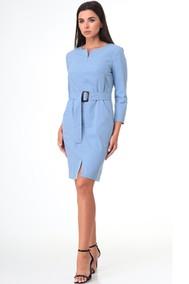 Модель 362 голубой Talia fashion