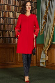 Модель 3206 ализариновый красный Lissana