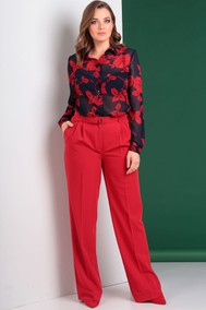 Модель 655 красный Лиона-Стиль