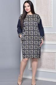 Модель 1522 темно-синий Lady Style Classic