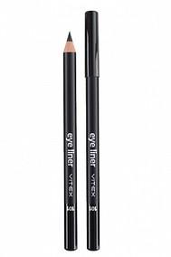 VITEX Контурный карандаш для глаз 101 Black