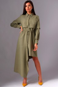 Модель 1137 оливка МиА Мода
