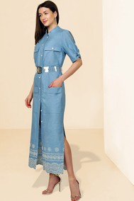 Модель 1045-1 голубой МиА Мода