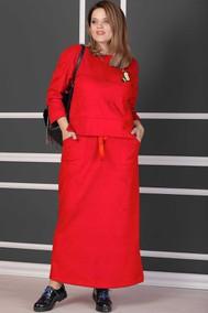 Модель 584 красный Michel Chic