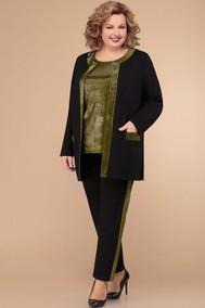 Модель 1357 черный+золото Svetlana Style