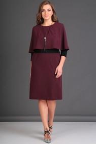 Модель 0796 бордовый Viola Style