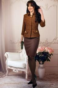 Модель 852-5 коричневый МиА Мода