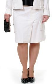 Модель 70 ж белый джинс Лакрес