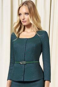 Модель 3264 зеленый с синим (хамелеон) Bazalini