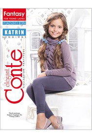 Модель Katrin nero (чёрный) Conte Kids